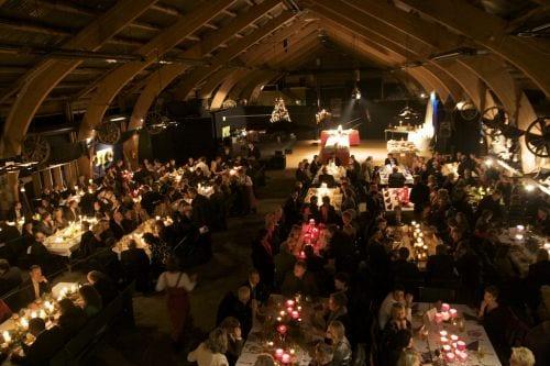 Julegilde på Nedre Berg Gård