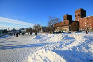 Påskeferie Oslo