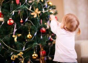 vedlikehold juletre
