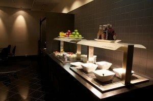 Grillrestauranten RGB ønsker både hotellgjester og gjester utenfra velkommen til a la carte-meny