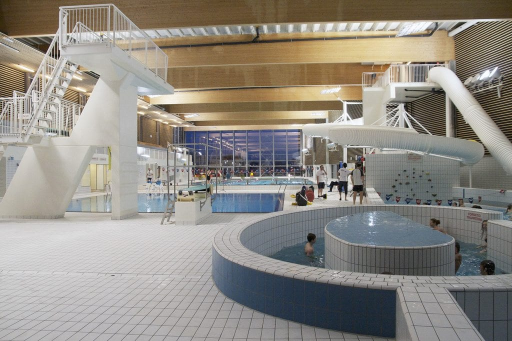 Risenga svømmehall priser