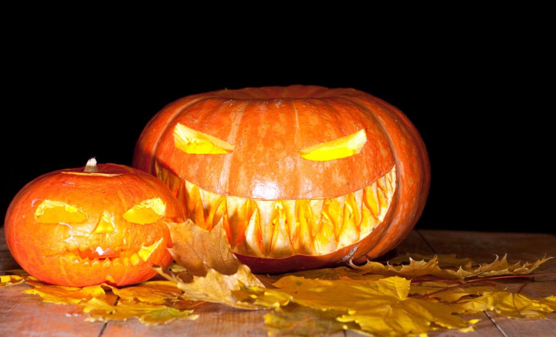 Gresskar halloween