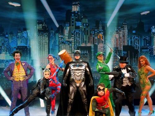 Batman-Live i Oslo Spektrum - Pressebilde