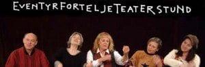 Eventyrfortejleteaterstund på Det norske Teatret