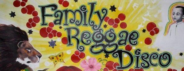 Family-Reggae-Disco på cafeteateret