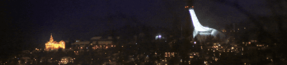Utsikt fra St. Hanshaugen