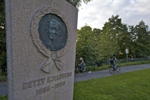 Betzy Kjelsberg var Norges første kvinnelige fabrikkinspektør