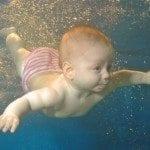 Olim Svømmeundervisning - Babysvømming