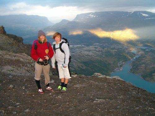 Nasjonalparker i Norge - fra Besseggen i Jotunheimen