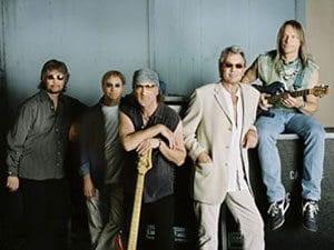 Deep Purple - konsert Oslo Spektrum - pressebilde