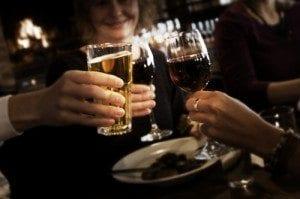 Drikkeviser lager god stemning