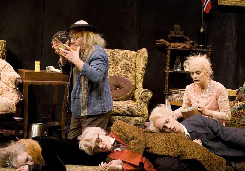 Evig ung på Det Norske Teateret / Foto: Fin Serck-Hanssen/ Det Norske Teateret