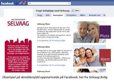 Facebook-kurs med Nettredaktørskolen
