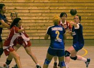 Håndballhaller i Oslo og Akershus - Håndballkamp