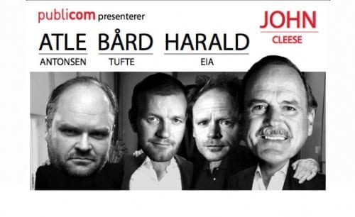 Humorgalla - Oslo Spektrum