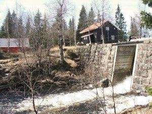 DNTs Turisthytte ved Katnosdammen; Katnosdammen er av de mest populære turisthyttene til DNT Oslo og omegn.