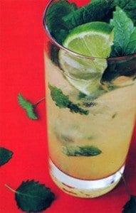 Lime ala tørst