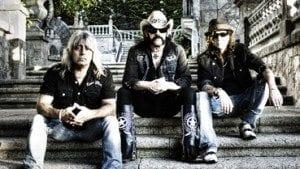 Motörhead-konsert på sentrum scene - pressebilde