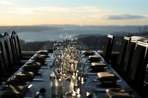 eskorte møre romantiske restauranter oslo