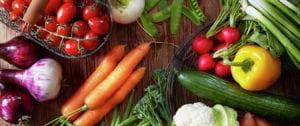 selvplukk av grønnsaker