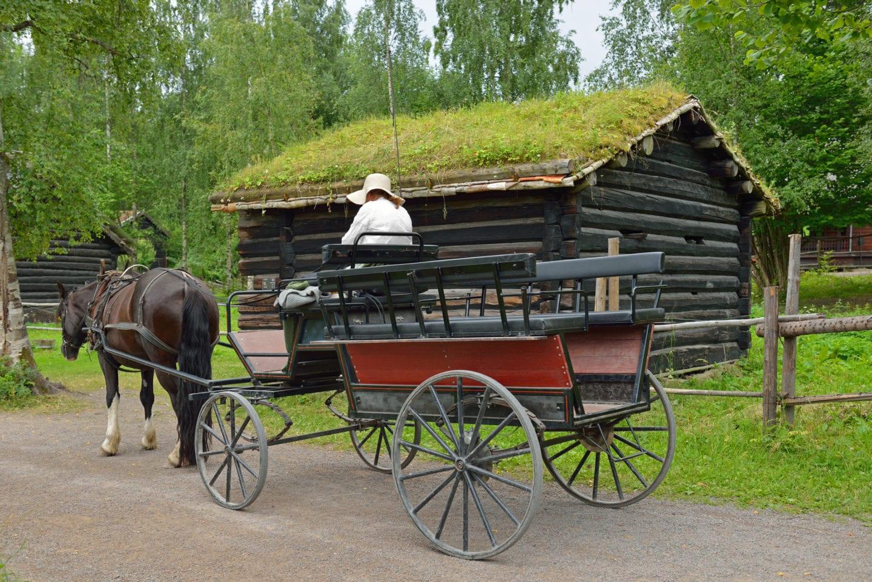 Norsk folkemuseum Bygdøy