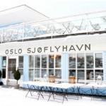 Sjøflyhavna Kro på Fornebu