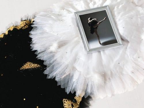 Svanesjøen - ballett - pressebilde- Operaen