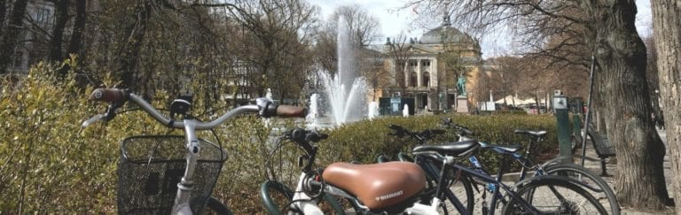 sykkelutleie Oslo