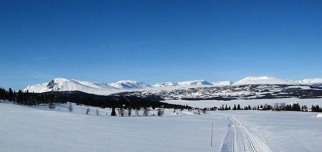 Tisleifjorden, Golsfjellet (foto: m.prinke / Flickr.com)
