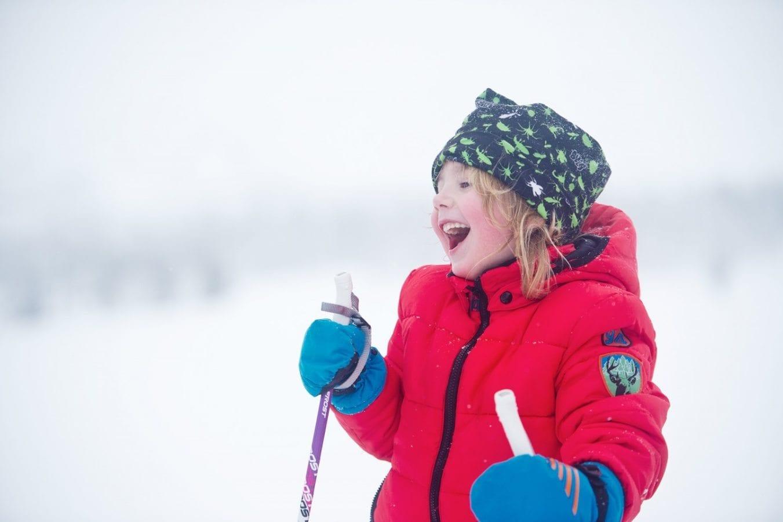 vinter skilek ski