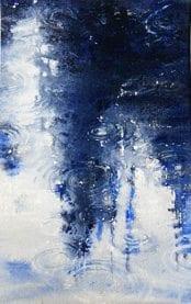 """""""Etter regn"""" av Gro Fraas - Nobeldiplom 2010"""