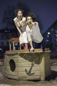 Barneteater - Har du hilst på vennen min
