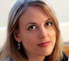 Helene Uri holder skrivekurs på Litteraturhuset