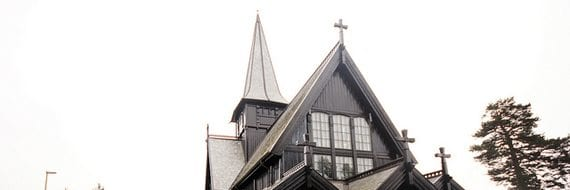 Bots og bededag - kirke