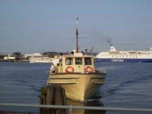 Bygdøybåtene - ferje til Bygdøy i Oslo