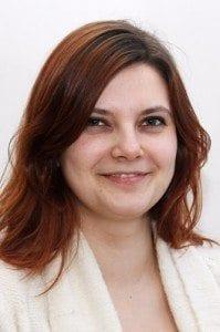 Cecilie S. Gjendem - redaksjonsmedarbeider