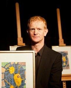 Jan Trygve Fløysvik - Foto: Charlotte Nexmark / Nobels Fredssenter