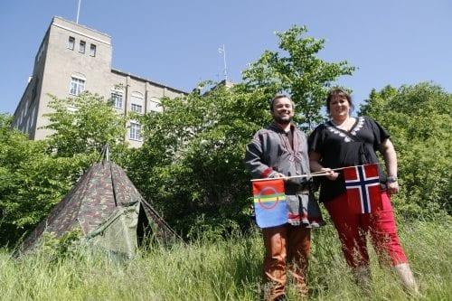 Samiske flaggdager i Norden