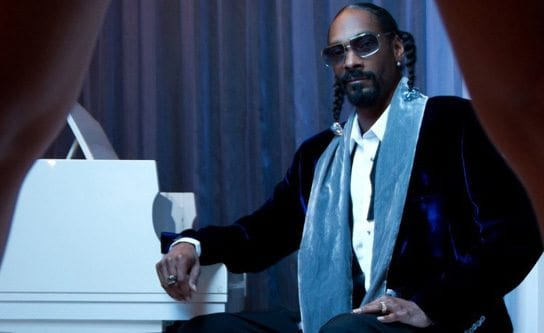 Snoop Dogg konsert i Oslo Spektrum