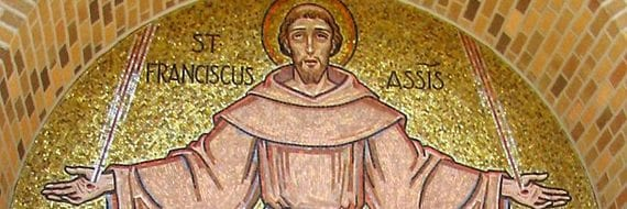 Minne dag for St. Frans av Assisi — 4.oktober