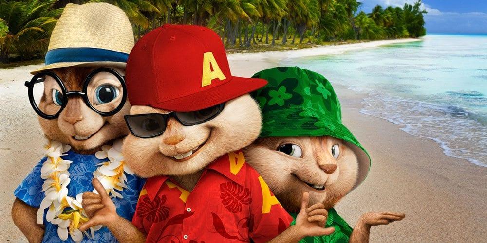 Alvin og gjengen 3