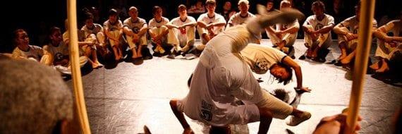 capoeira – introduksjonskurs med Oslo Capoeira Klubb