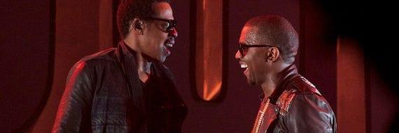 Jay Z og Kanye West spiller på Telenor Arena 28. mai. Foto: David Wolf / Flickr