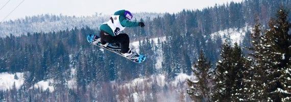 Snowboard-VM Oslo 2012