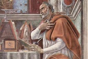 Augustin av Boticelli