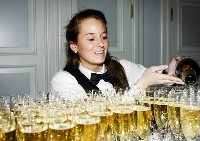 Tips til Valentines Day: Champagnesmaking på Gamle Logen. Foto: Gamle Logen