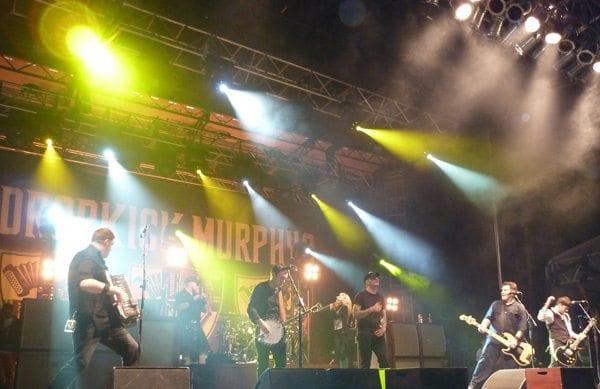 Dropkick Murphys. Foto: Darkterp