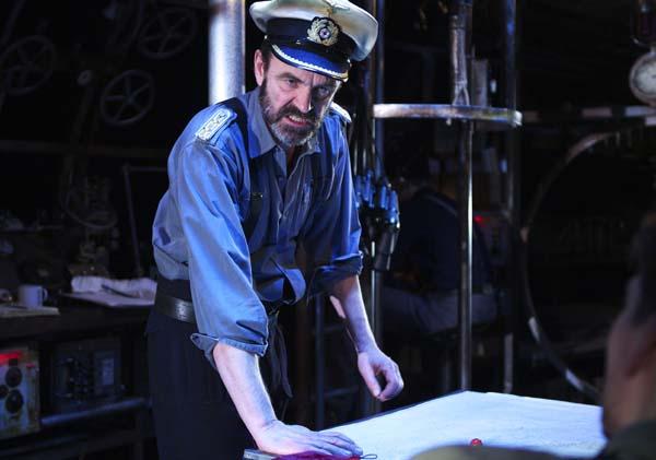 DasBoot på Det Norske Teatret. Foto: Det Norske Teatret