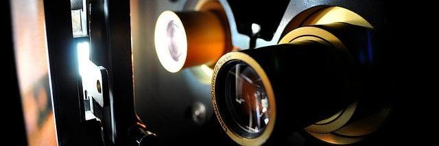 Filmprosjektor. Foto: Daniel Leininger