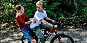 Jørgen + Anne = sant Foto: Daniel-Sannum-Lauten / SF Norge AS & Cinenord Kidstory